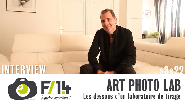 Art Photo Lab, les dessous d'un laboratoire - Interview
